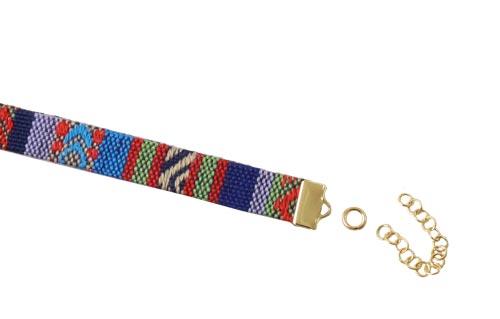 ribbonends med forlængerkæde