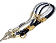 DIY Keyhangers / nøglestropper.
