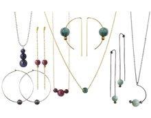 DIY | Smykker med ædelsten