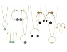 DIY | Smykker med anborede perler