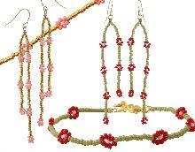 DIY | Daisy chain blomster smykker