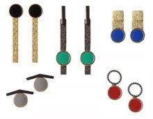 DIY | Øreringe med emaljemønter