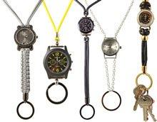 DIY | Seje Keyhangers med ur.