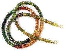 DIY Lav selv halskæde med perle-wire.