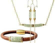 DIY Peyote-smykker med Delicas