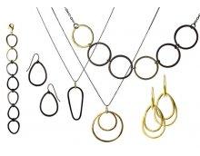 DIY – Smykker med rustikke ringe