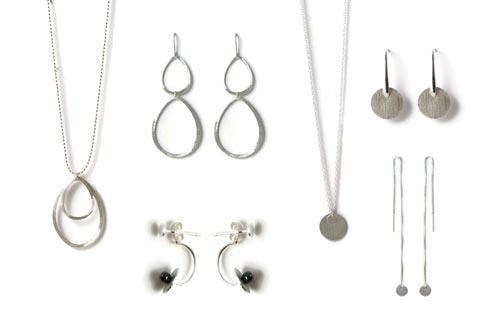 Smykker i sterlingsølv