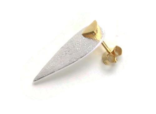 ørestik med trekant og dråbe