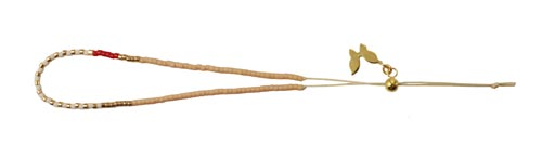 armbånd med seedbeads