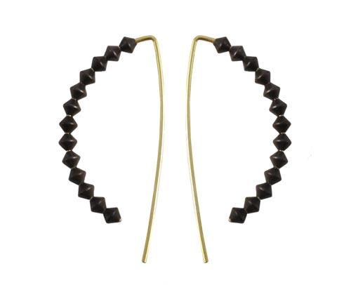 øreringe med bicones