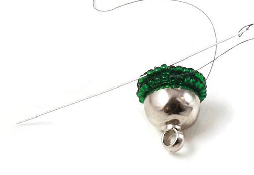 Tassel øreringe, 3. række
