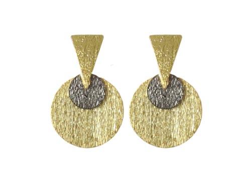 øreringe med mønter