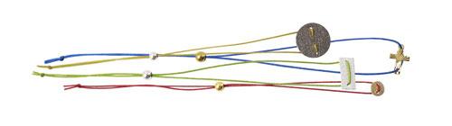 armbånd med sterlingsølv link