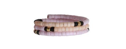 Fingerring med Delica perler