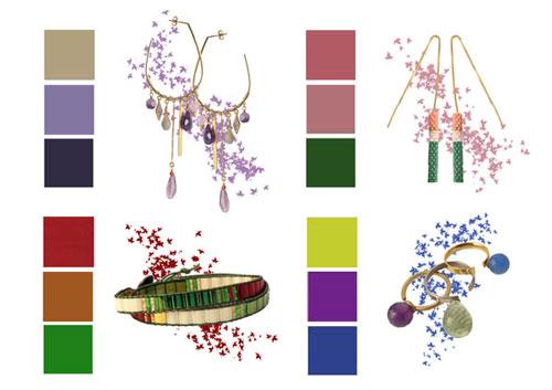 farvetrends vinter 2018 smykker