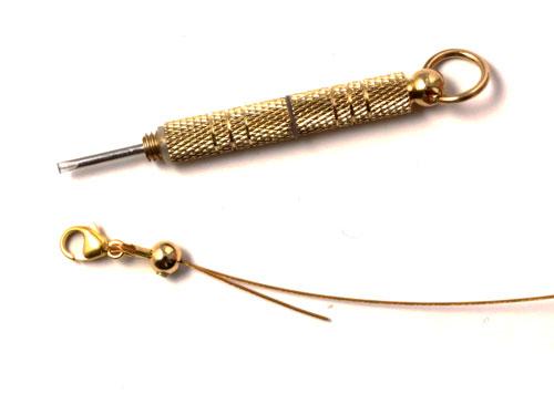 wire lukning til armbånd