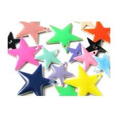 Sterne vergoldet