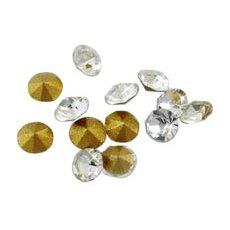 Kristalle zum Einfassen & Hot Fix