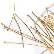 Head pins & eye pins