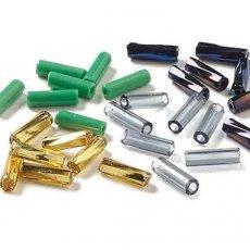 Bugle beads - rørperler