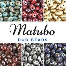 Matubo Duo beads