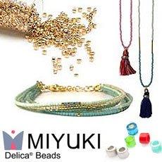 Miyuki Delica perler