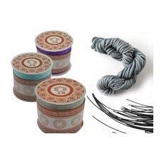 Cord, paracord, ribbon, wax cord