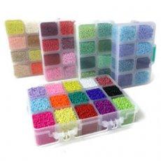 Seed beads - mix box