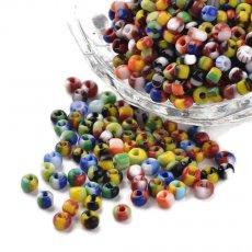 Seed beads - med striber