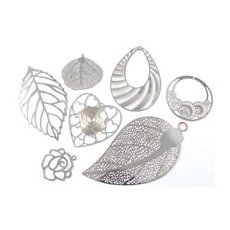 Silver-plated, 25-90 mm