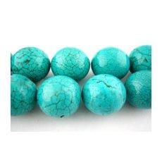 Turquoise & dyed turquoise